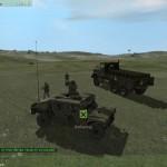 Arma AI Refuel Truck