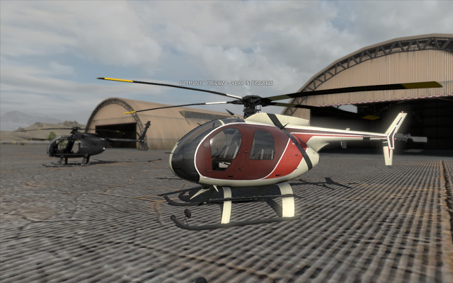 Take On Helicopter Compaired to Arma 2 Littlebird